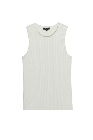 THE RACER TANK - IVORY by Rails - 1
