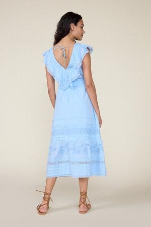 WONDERLAND DRESS – CERULEAN BLUE by St. Roche - 3