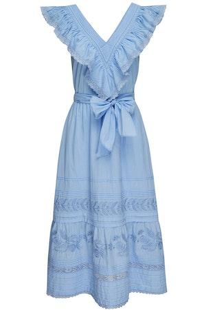 WONDERLAND DRESS – CERULEAN BLUE by St. Roche - 1