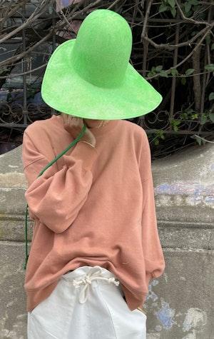 Sunset Cotton Sweatshirt by Two - 3