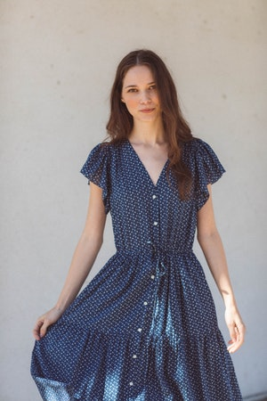 Kristi Dress SEAVIEW DITSY by Trovata - 3