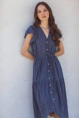 Kristi Dress SEAVIEW DITSY by Trovata - 1