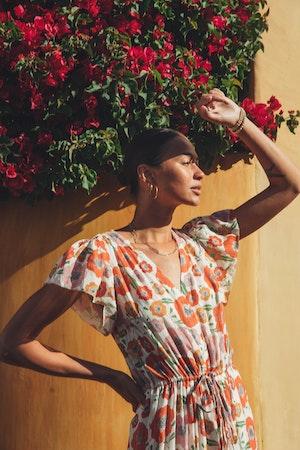 Kristi Dress POPPY by Trovata - 3