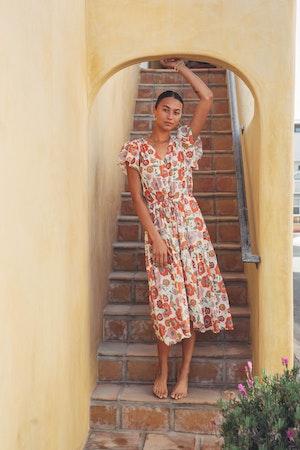 Kristi Dress POPPY by Trovata - 1