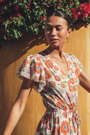 Kristi Dress POPPY by Trovata - 4
