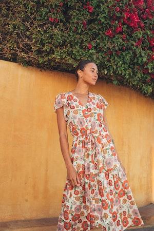 Kristi Dress POPPY by Trovata - 2