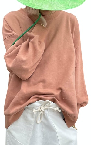 Sunset Cotton Sweatshirt by Two - 1