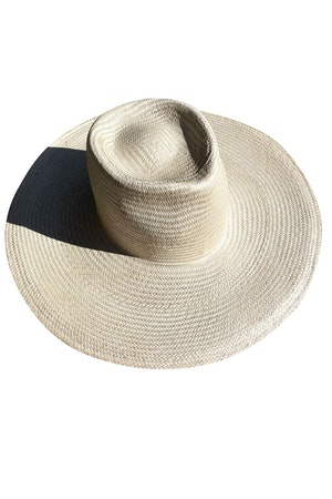 Summer Hat In Natural by Two - 1