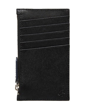 Adano Zipped Leather Cardholder by Want Les Essentiels - 1