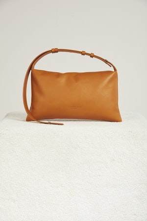 Puffin Bag in Caramel by Simon Miller - 2