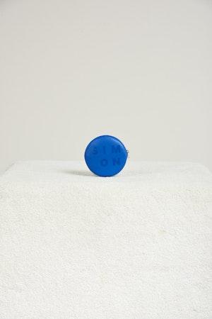Pop Pouch in Cerulean by Simon Miller - 1
