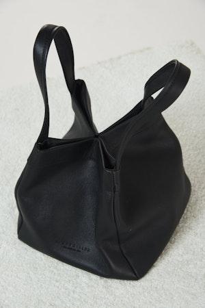 Quad Bag in Black by Simon Miller - 2