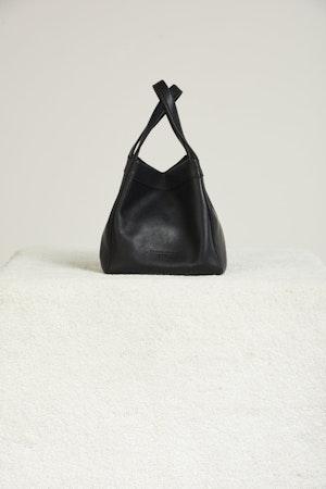 Quad Bag in Black by Simon Miller - 1