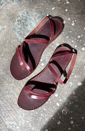 Lanapo Italian leather sandals by Two - 1