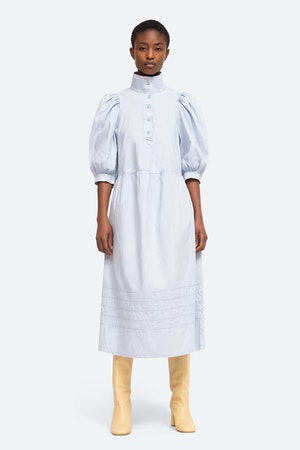 Maura Dress by Sea - 1
