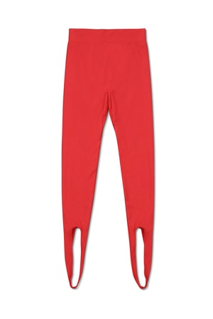 STRETCH Evan Legging in Retro Red by Simon Miller - 1