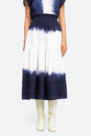 Everlyn Skirt by Sea - 2