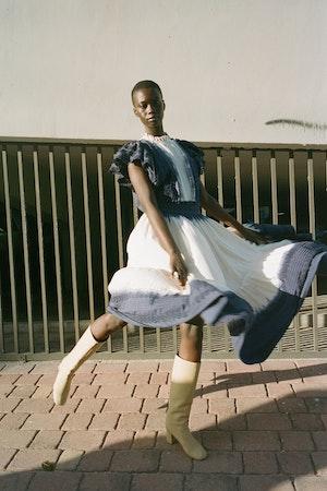 Everlyn Skirt by Sea - 5