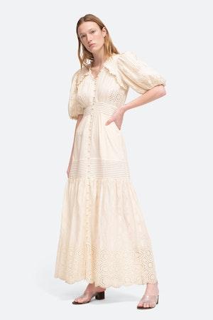 Everleigh S/S Dress by Sea - 1