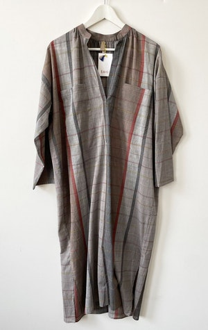 Two Pocket caftan by Two - 1