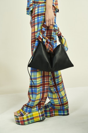 Shigedy Pant in Retro Plaid by Simon Miller - 3