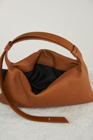 Puffin Bag in Caramel by Simon Miller - 3