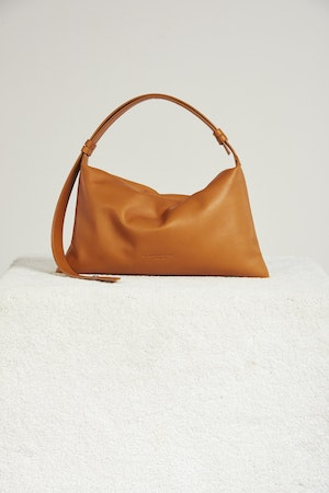 Puffin Bag in Caramel by Simon Miller - 1