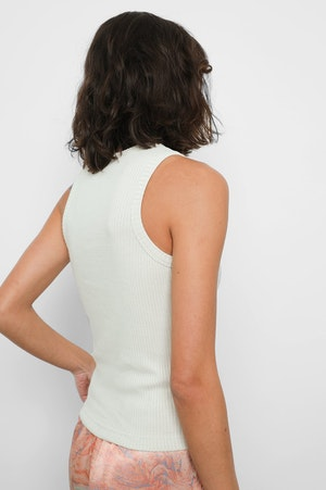 THE RACER TANK - IVORY by Rails - 4