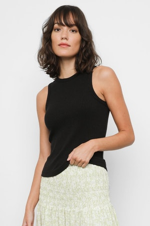 THE RACER TANK - BLACK by Rails - 2