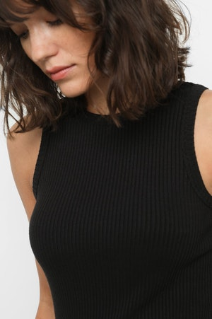 THE RACER TANK - BLACK by Rails - 5