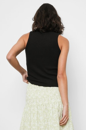 THE RACER TANK - BLACK by Rails - 4