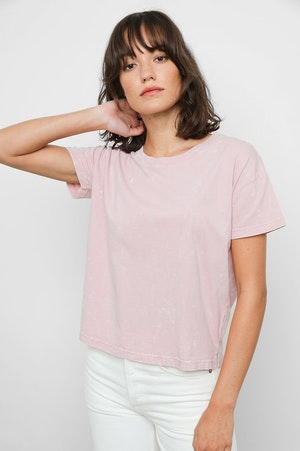 THE CLASSIC CREW - LILAC ACID WASH by Rails - 2