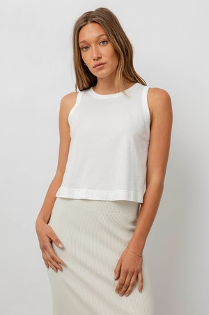 THE BOXY TANK - WHITE by Rails - 2