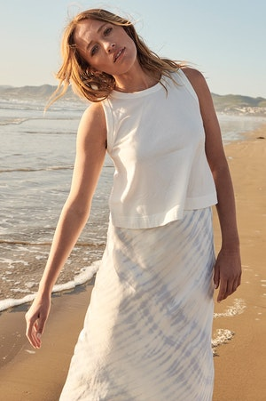 THE BOXY TANK - WHITE by Rails - 7