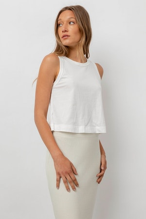 THE BOXY TANK - WHITE by Rails - 3