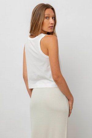 THE BOXY TANK - WHITE by Rails - 5