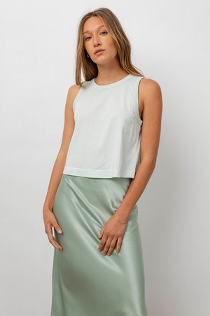 THE BOXY TANK - ICE BLUE by Rails - 2