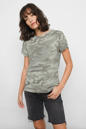 THE FITTED CREW - LAUREL CAMO by Rails - 3