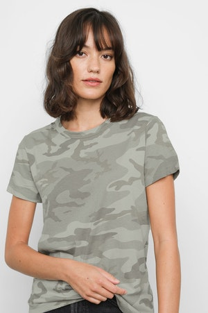 THE FITTED CREW - LAUREL CAMO by Rails - 2