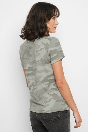 THE FITTED CREW - LAUREL CAMO by Rails - 4