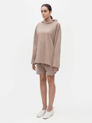 Unisex Loose Running Shorts Grey by Vaara - 2