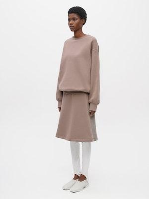 Unisex Pocket Sweatshirt Grey by Vaara - 2