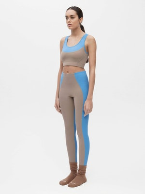 Hourglass Legging Blue by Vaara - 2